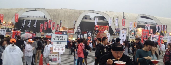 東京ラーメンショー 2011 is one of ★Favorite Live & Entertainment.
