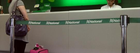 National Car Rental is one of New York 2.