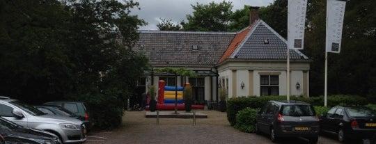 Restaurant Landgoed Groenendaal is one of Locais curtidos por Tim.