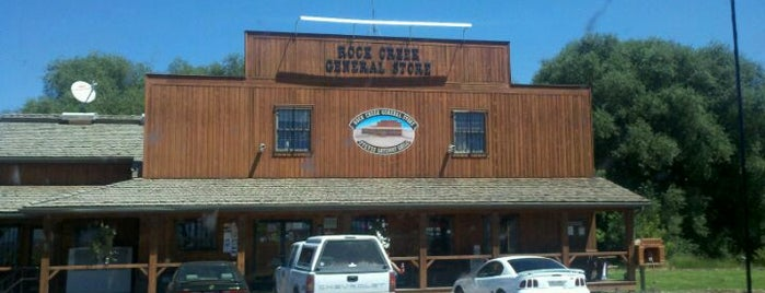 Rock Creek General Store is one of Tempat yang Disukai Chris.