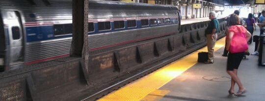 New Jersey Transit Train Stations