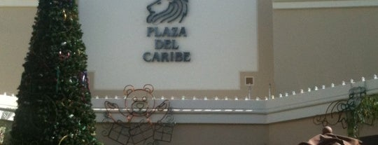 Plaza del Caribe is one of Ponce #4sqCities.