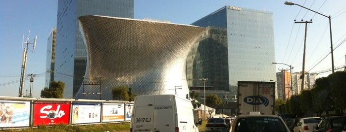 Plaza Carso is one of Centros comerciales predilectos.