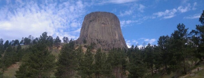 Devils Tower National Monument is one of Best Places to Check out in United States Pt 5.