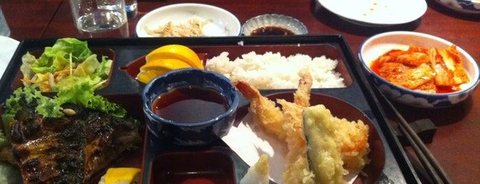 Yoshi Sushi is one of FT UK Restaurant Tips.