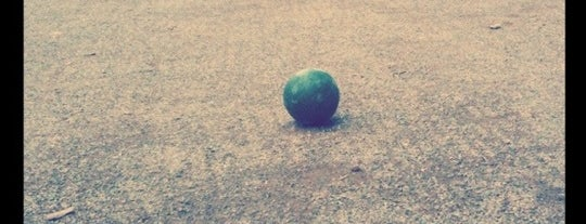 DC Bocce - Garfield Park is one of DC Bocce League Venues.
