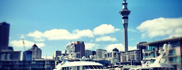 Auckland Waterfront is one of T. 님이 좋아한 장소.