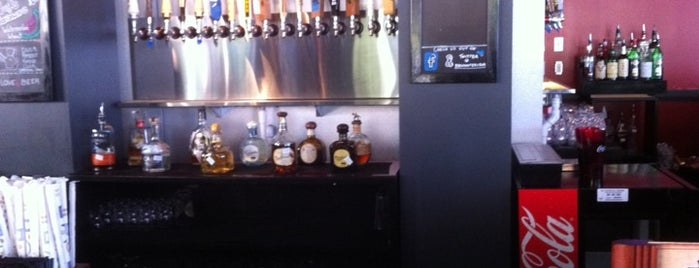 Brewmasters Bar & Grill is one of Draft Mag's Top 100 Beer Bars (2012).