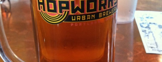 Hopworks Urban Brewery is one of Best Breweries in the World.