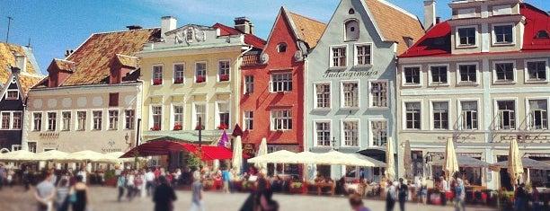 Old Estonia is one of Lugares guardados de Ксения.