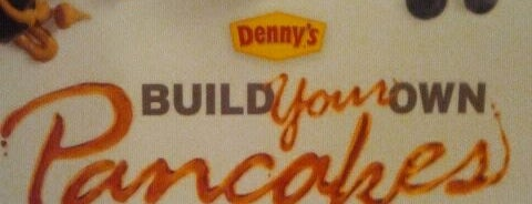 Denny's is one of Restaurants I Want To Try.