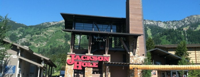 The Tram at Jackson Hole is one of All-time favorites in United States (Part 2).