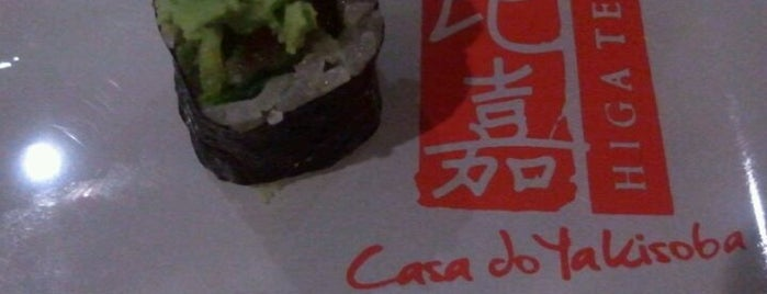 Casa do Yakisoba is one of Restaurante Japonês.