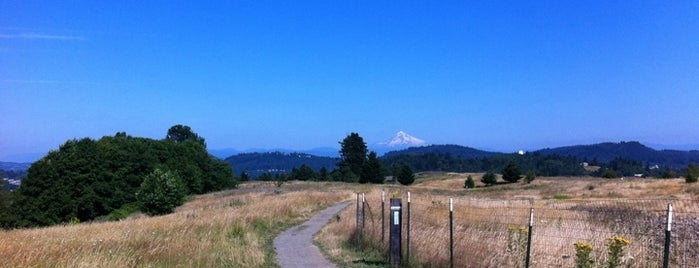 Powell Butte Nature Park is one of Portland Faves.