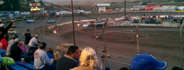 Santa Maria Speedway is one of Bucket List for Gearheads.