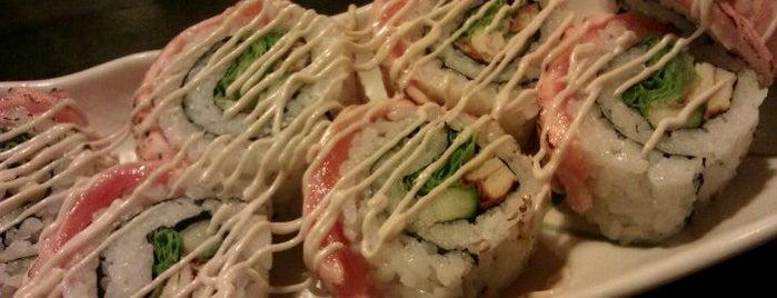 Daruma Sushi is one of Sushi Sampler.
