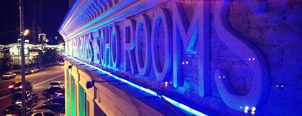 Soho Rooms is one of Sretenskaya&Myasnitskaya streets.
