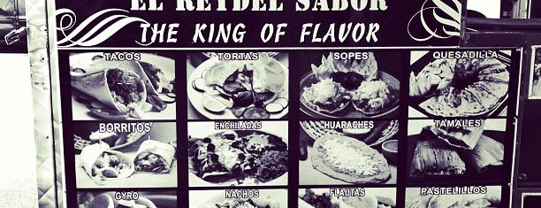 El Rey Del Sabor is one of Posti salvati di Rob.