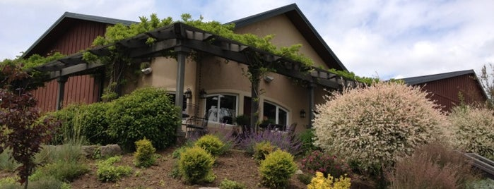 Bergstrom Wines is one of Portland.