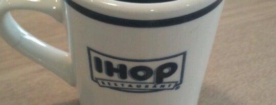 IHOP is one of Greer'in Beğendiği Mekanlar.