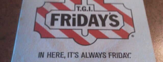 TGI Fridays is one of Poughkeepsie.