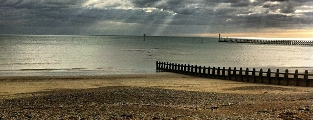 East Beach is one of The UK's Best Sandy Beaches.