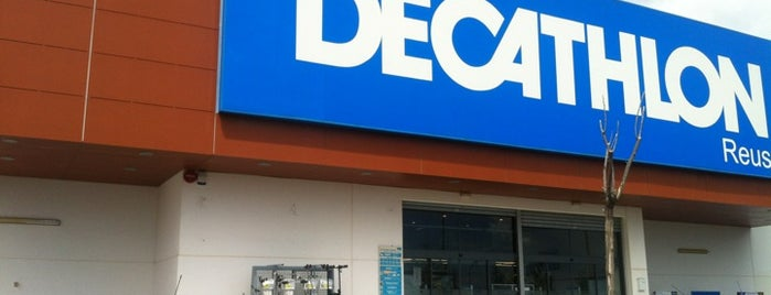 Decathlon Reus is one of Lieux qui ont plu à Montse.