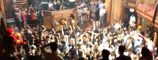 Opera Nightclub is one of ATL.
