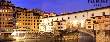 Palazzo Dal Borgo Hotel Aprile Florence is one of Hotels.