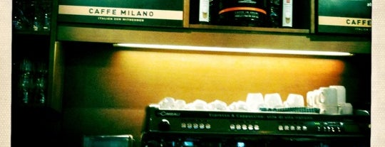 Caffe Milano is one of der kaffee.