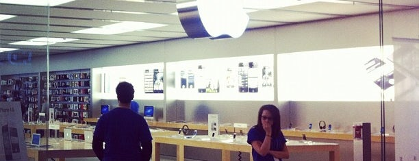 Apple Roosevelt Field is one of Locais curtidos por Patrick.