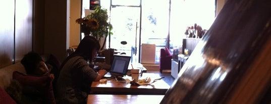 Muses Coffee is one of สถานที่ที่ Eda ถูกใจ.