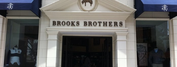 Brooks Brothers is one of Edgarさんのお気に入りスポット.
