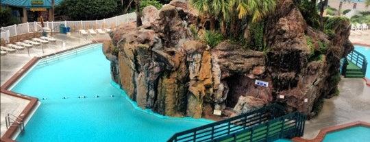 Ramada Plaza Fort Walton Beach Resort/Destin is one of Lieux qui ont plu à Laura.