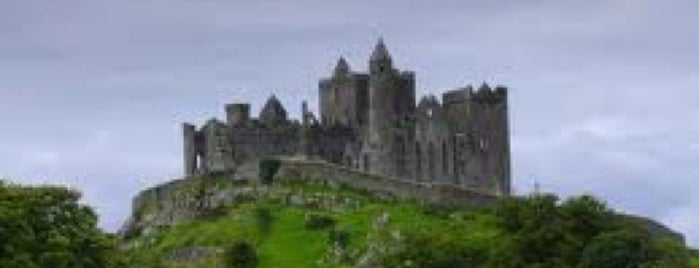 Rock of Cashel is one of Mark's list of Ireland.