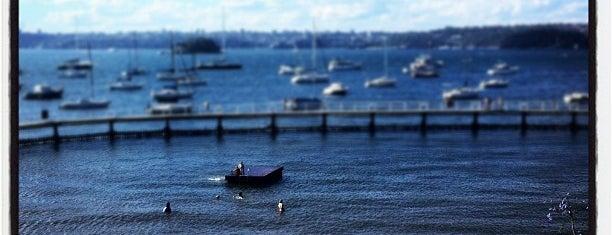 Murray Rose Pool is one of Australia - Sydney.