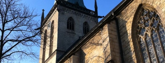 Evangelische Stadtkirche is one of Unna - must visit.