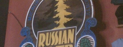 Russian River Brewing Company is one of Kalifornien.