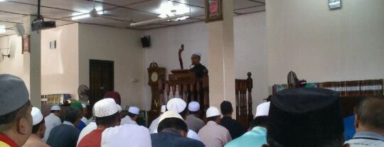 Surau An-Nur BPK is one of @R_Z@¢K°°°®.