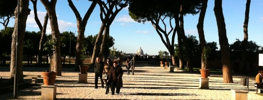 Giardino degli Aranci is one of Parks in Rome - Italy.
