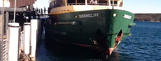 MV Queenscliff is one of Sydney.