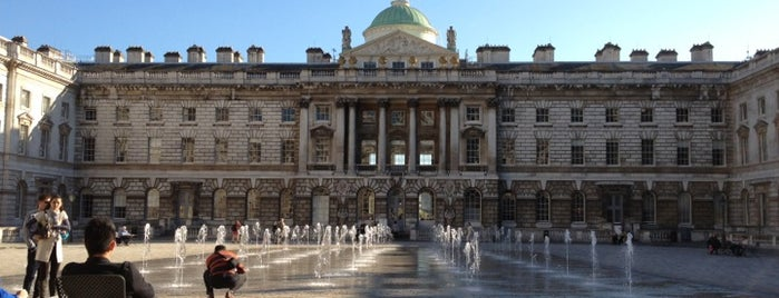 Somerset House is one of London's Must-See Attractions.