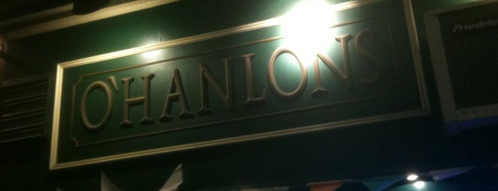 O'Hanlon's Irish Pub is one of Astoria-Astoria!.