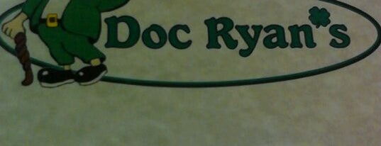 Doc Ryan's Bar & Grill is one of Lieux qui ont plu à Bill.