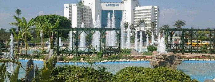 Best places in Antalya, Türkiye