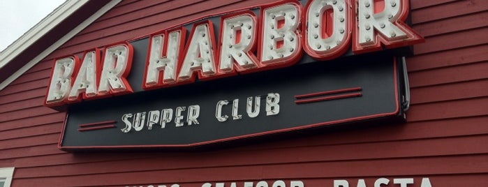 Bar Harbor Supper Club is one of Eat / MN.