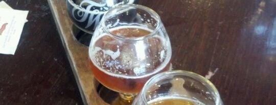 Firestone Walker Brewery is one of Best US Breweries--Brewery Bucket List.
