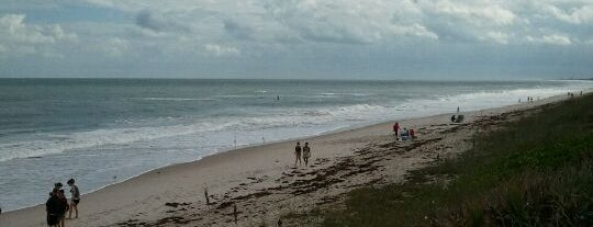 Canaveral National Seashore is one of National Park Service Sites.