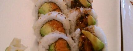 R. Rice Wok Grill Sushi is one of ATL Eats.