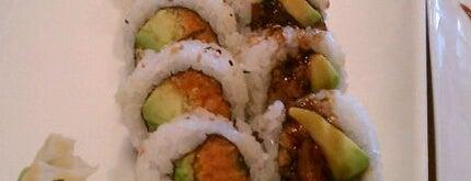 R. Rice Wok Grill Sushi is one of Orte, die Chia gefallen.